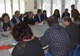El primer teniente de alcalde asiste al Consejo Asesor de Medio Ambiente en el que se aprueba la declaraci�n de las Gredas de Bolnuevo como Monumento Natural