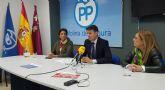 El PP de Molina de Segura denuncia la subida de impuestos, de 800.000€ al año, realizada por el Equipo de Gobierno del PSOE