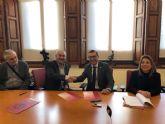 La UMU y la asociación Club Atalaya-Ateneo de la Villa de Cieza estrechan vínculos