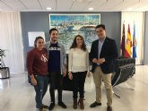 El Ayuntamiento mantiene su apoyo al Consejo Local de la Juventud con una aportación anual de 8000 euros