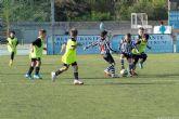 Publicados los horarios de la tercera jornada de la Liga Comarcal de Fútbol Base de Cartagena