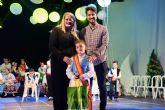 Cerca de 50 niños participan en la gala infantil de las fiestas patronales