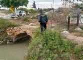 HUERMUR exige que las declaraciones de protección como la del puente de las Pilas no queden en papel mojado