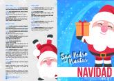 El centro de  San Pedro del Pinatar congrega decenas de actividades para celebrar la Navidad
