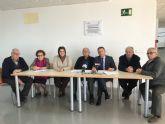 Firma de convenios entre el ayuntamiento y las asociaciones de mayores del municipio