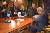 Juan Romera presenta la biograf�a del general mazarronero Jos� Toral