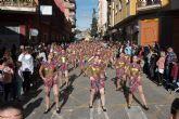 14 carrozas desfilarán el domingo en el tradicional desfile de las fiestas patronales