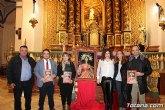 Se presenta el nº 2 de la revista Murcia Devota, cuya portada est� protagonizada por la Patrona de Totana, Santa Eulalia de M�rida