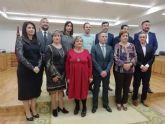 Presentación de los Alcaldes y Alcaldesas Pedáneas del municipio de Torre Pacheco
