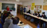 El alcalde torreño visita los programas mixtos de empleo y formación