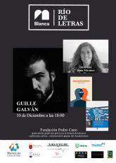 Este jueves Guille Galván estará en Río de Letras