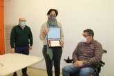 La Comisión Municipal de Discapacidad rinde homenaje póstumo a la trabajadora social Ana Martínez