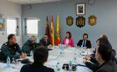 La Alcaldesa de Archena exige a la Delegación del Gobierno la inminente reposición de agentes de la Guardia Civil del puesto de Archena