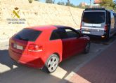 La Guardia Civil investiga al conductor de un vehículo que se dio a la fuga después de ocasionar un accidente con dos heridos en la N-340