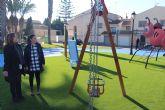 El Ayuntamiento de San Pedro del Pinatar reforma parques y zonas infantiles