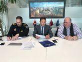 El Ayuntamiento de Torre Pacheco firma un convenio de colaboración con Protección Civil