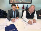 El Ayuntamiento de Torre Pacheco firma convenio de colaboración con FAETPA-COEC TP