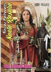 Santa Rosalía se prepara para sus Fiestas Patronales en honor a San Antonio Abad 2020