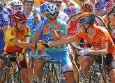 La Vuelta Ciclista a la Región de Murcia presenta un panorama complicado