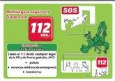 La Regi�n de Murcia acoge la Semana Europea del Tel�fono de Emergencias 1-1-2