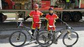 Víctor Perez del CC Santa Eulalia sube de nuevo al podium en Moratalla