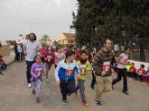 El colegio de El Mirador recauda 500 euros en una carrera solidaria para Save the Children