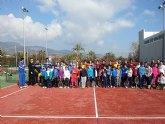 Victoria del Club de Tenis Kuore contra el Club de Tenis Huercal-Hovera, por un merecido 19/14