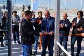 Las Torres de Cotillas inaugura la primera pista de pádbol de la Región de Murcia