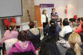 AFAMMER y el Ayuntamiento forman a mujeres en atención sociosanitaria y producciones ecológicas