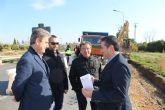 Fomento mejorará la seguridad en la carretera que une Alcantarilla con Puebla de Soto y Molina de Segura, que registra 2.600 desplazamientos diarios