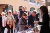 El Alcalde inaugura la Feria Outlet de Los Alcázares