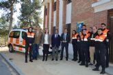 Protección Civil del Valle de Ricote estrena nuevo vehículo