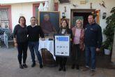 Un cuadro de Juan Antonio Maura se expone en la que fuera residencia del director de Salinera