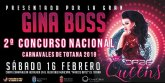El 2º Concurso Nacional de Drag Queens Carnavales de Totana 2019 será presentado por Gina Boss