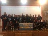 Jornada de deporte terape�tico en C.P. Murcia I