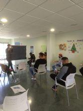 Más de 30 alumnos mejoran su empleabilidad a través de varias acciones de formación gracias al programa 'Currélatelo Puerto Lumbreras'