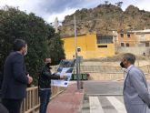 El Gobierno regional realizará obras de consolidación de laderas de monte en el municipio de Ojós por 181.000 euros