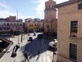 Este próximo sábado se va a realizar la visita gratuita guiada Conoce Totana desde la Torre de Santiago