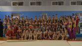 Magníficos resultados del Club Rítmica y Estética Pinatar en el II Torneo Regional de Estética en grupo