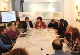 El Consejo Sectorial de Urbanismo se reúne para analizar el documento de avance del Plan General Municipal de Ordenación Urbana