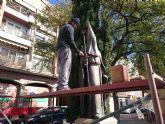 Restaurado el Monumento al Nazareno