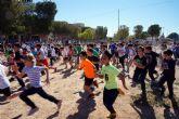Más de 1.200 participantes correrán el XXXI Cross Escolar de Las Torres de Cotillas