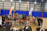 Música, baile y patines en el polideportivo de San Javier con el 7ª Trofeo Federación y 4° Trofeo Nacional de Patinaje Artístico