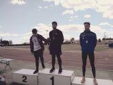 El atletismo local triunfa en los campeonatos regionales