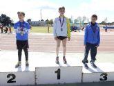 El Club Atletismo Alhama brilla en el campeonato regional de pruebas combinadas benjam�n y alev�n