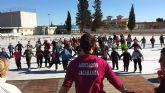Deporte para celebrar el 'Día de la Mujer' en Las Torres de Cotillas