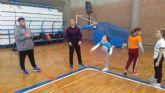 El Colegio Tierno Galván de Totana participó en la Final Regional de Jugando al Atletismo de Deporte Escolar