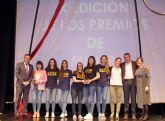 Raquel Toledo y UCAM Jairis reciben los Premios de Mujer 2018, a nivel individual e institucional, en Alcantarilla