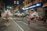 17 peñas con casi medio millar de participantes cierran el Carnaval de Mazarr�n el pr�ximo domingo