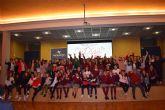 La consejera de Educación asiste a los actos organizados por el colegio Samaniego de Alcantarilla con motivo del Día Internacional de la Mujer